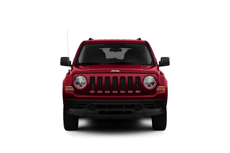2012 Jeep Patriot Exterior Photo