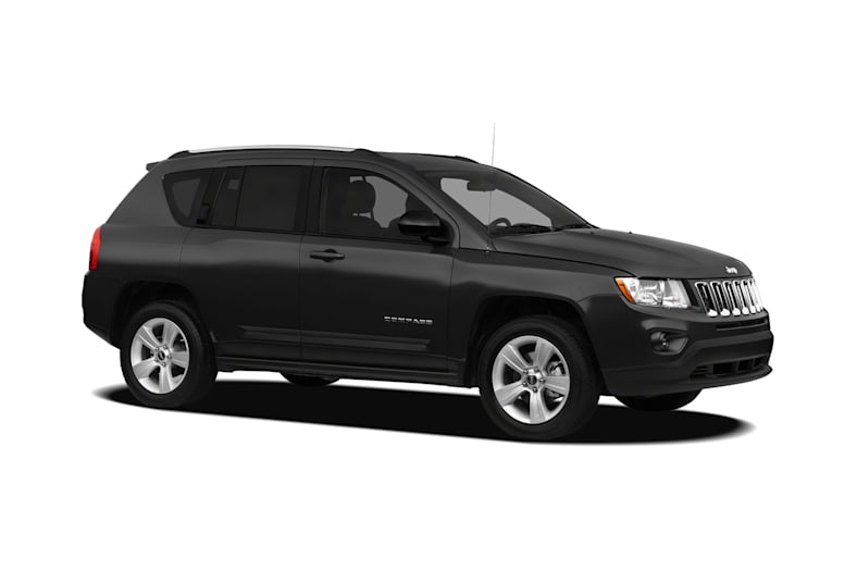 2012 Jeep Compass Exterior Photo