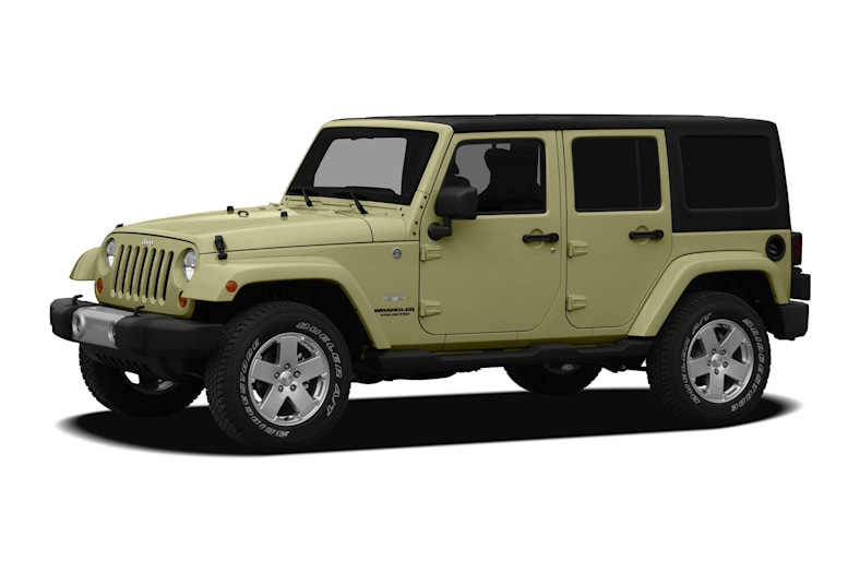 2012 Jeep Wrangler Unlimited Exterior Photo