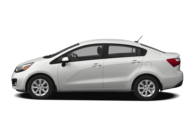 2012 Kia Rio Exterior Photo