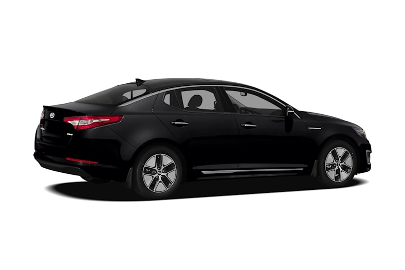 2012 Kia Optima Hybrid Exterior Photo