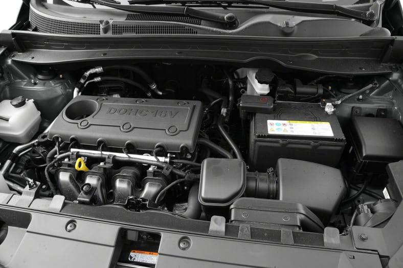 2012 Kia Sportage Exterior Photo
