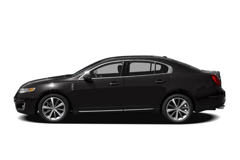 2012 Lincoln MKS Exterior Photo