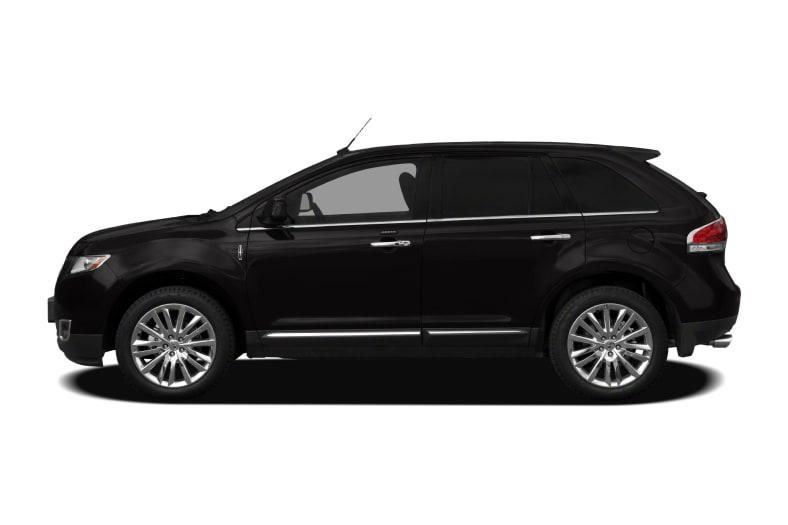 2012 Lincoln MKX Exterior Photo