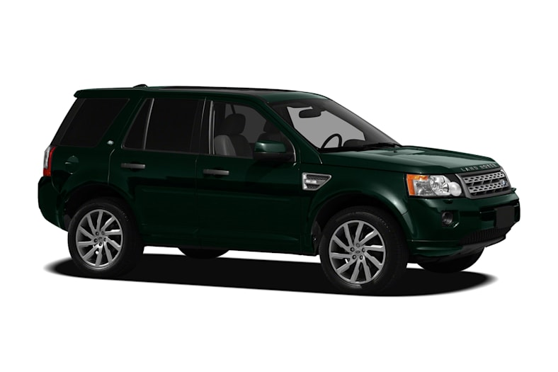 2012 Land Rover LR2 Exterior Photo