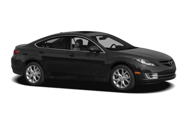 2012 Mazda Mazda6 Exterior Photo