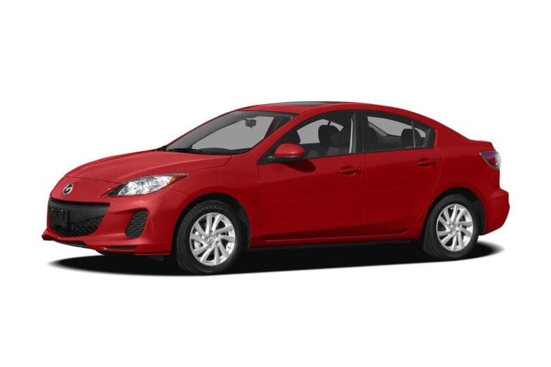 2012 Mazda Mazda3 Exterior Photo