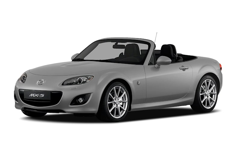 2012 Mazda MX-5 Miata Exterior Photo