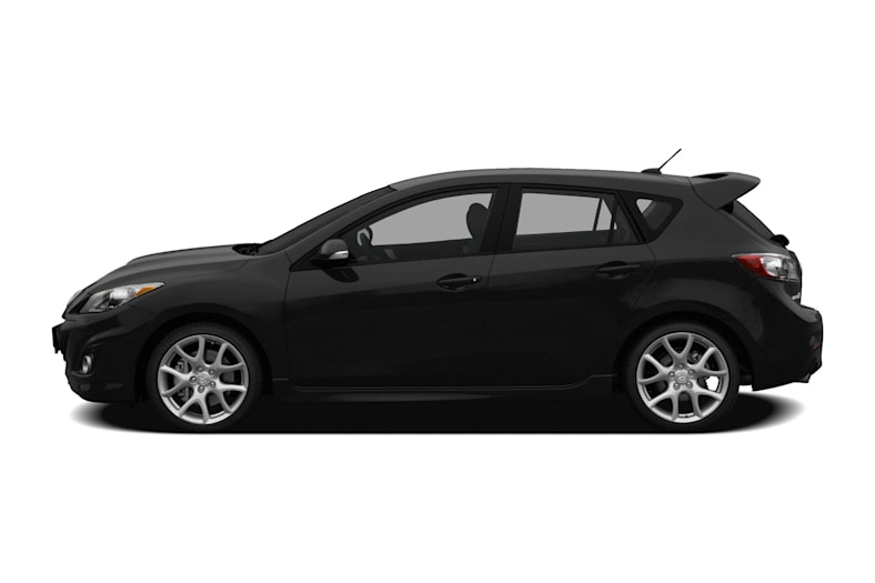 2012 Mazda MAZDASPEED3 Exterior Photo