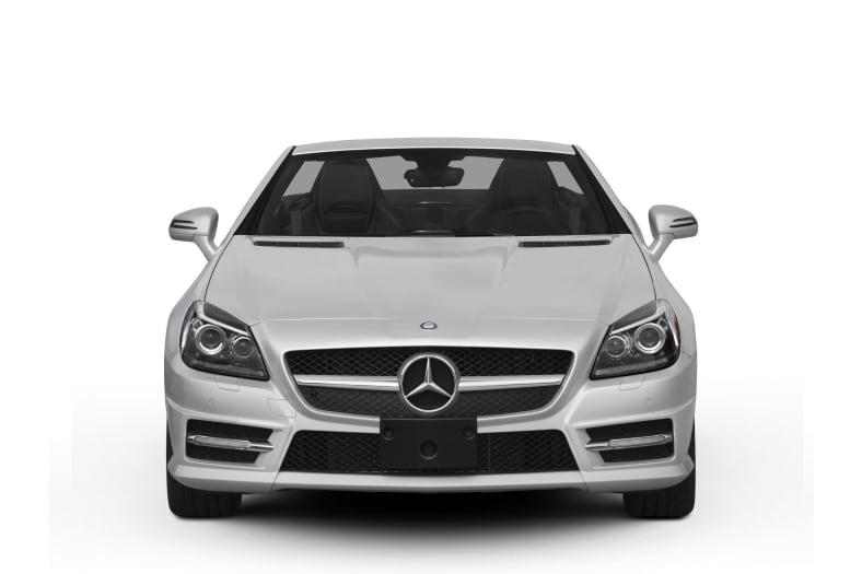 2012 Mercedes-Benz SLK-Class Exterior Photo