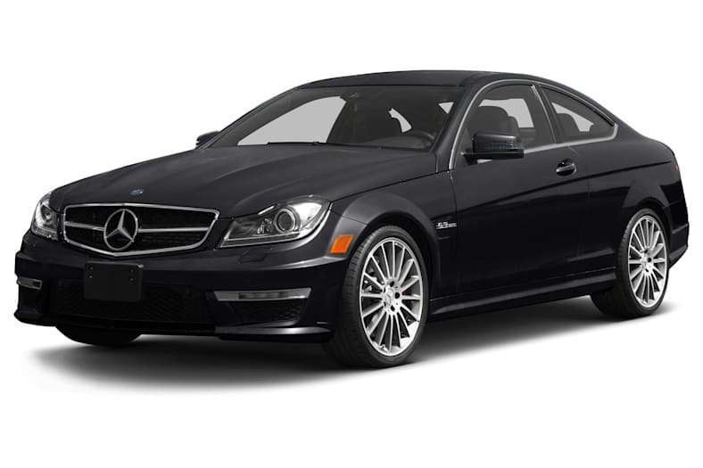 2012 mercedes-benz c-class base c 63 amg 2dr coupe information