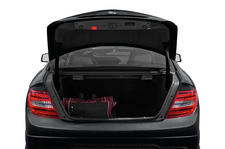 2012 Mercedes-Benz C-Class Exterior Photo