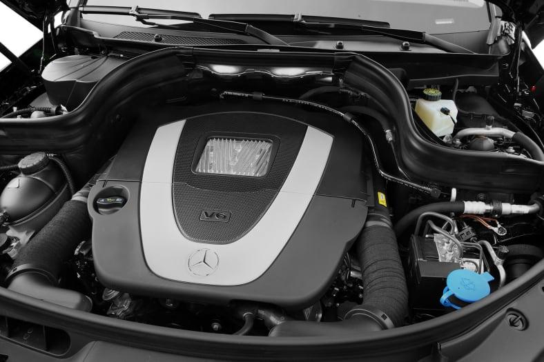 2012 Mercedes-Benz GLK-Class Exterior Photo