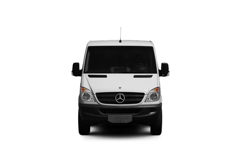 2012 Mercedes-Benz Sprinter Exterior Photo