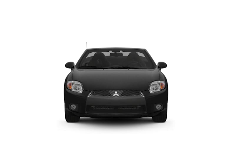 2012 Mitsubishi Eclipse Spyder Exterior Photo