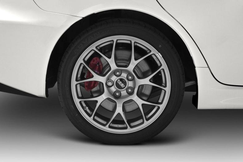 2012 Mitsubishi Lancer Evolution Exterior Photo