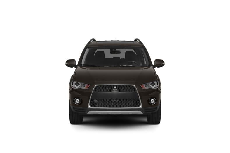 2012 Mitsubishi Outlander Exterior Photo