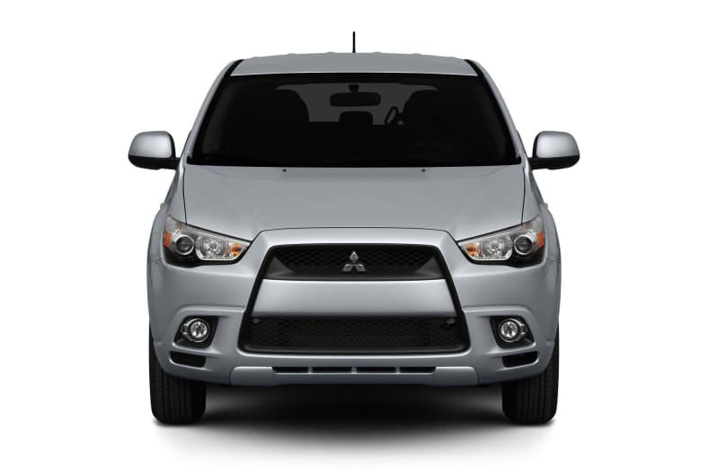 2012 Mitsubishi Outlander Sport Exterior Photo