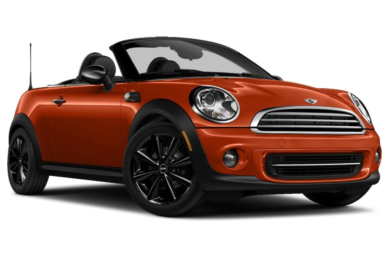 2013 MINI Roadster Exterior Photo