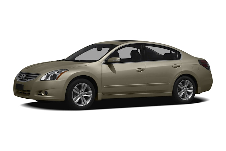 2012 Nissan Altima Information