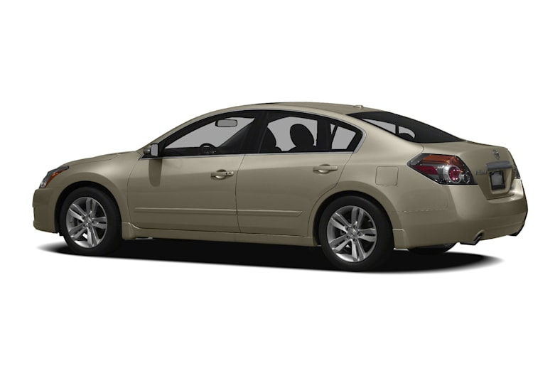 2012 Nissan Altima Exterior Photo