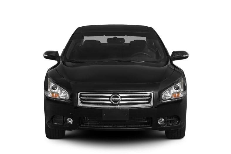 2012 Nissan Maxima Exterior Photo
