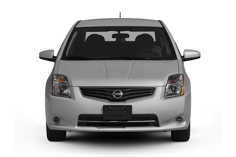 2012 Nissan Sentra Exterior Photo