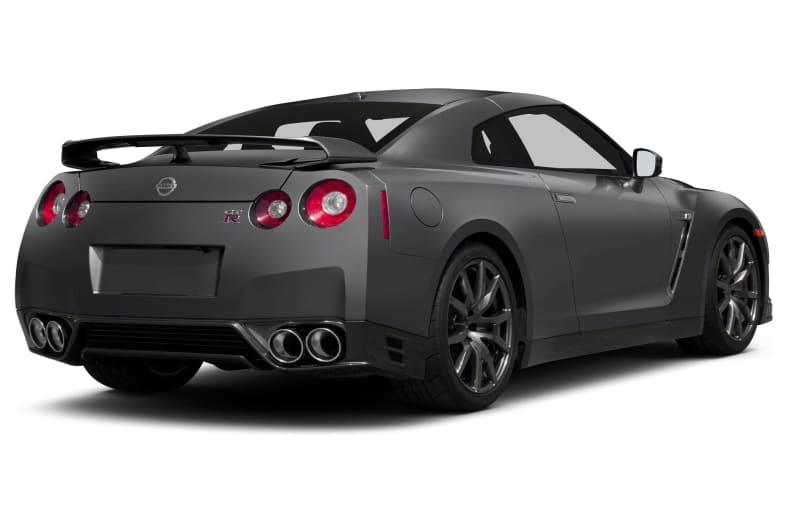 2012 Nissan GT-R Exterior Photo