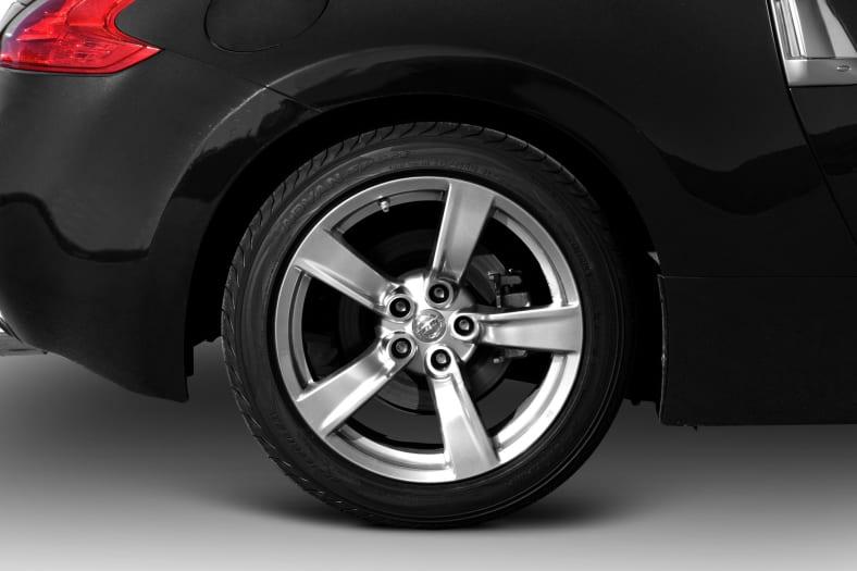 2012 Nissan 370Z Exterior Photo