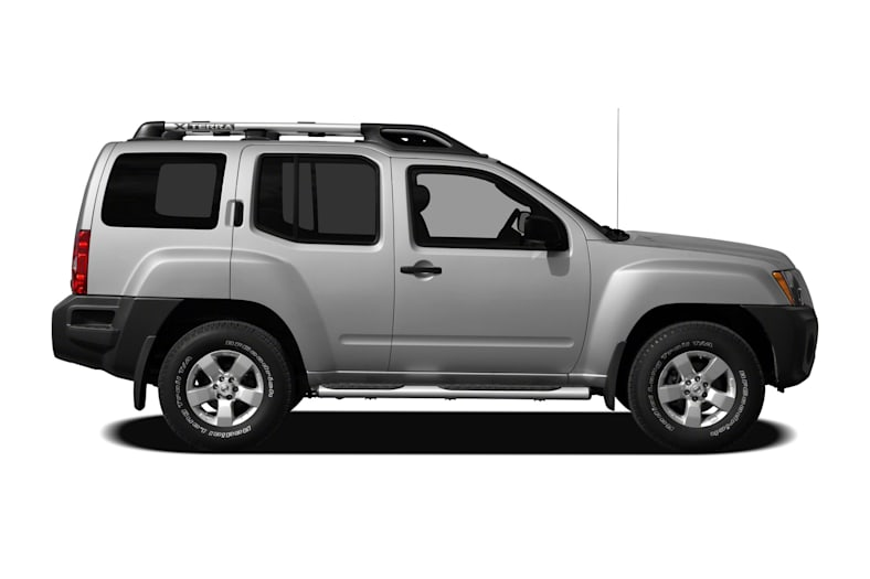 2012 Nissan Xterra Exterior Photo