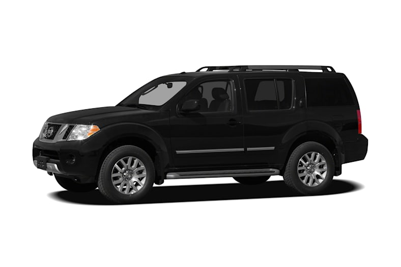 2012 Nissan Pathfinder Exterior Photo