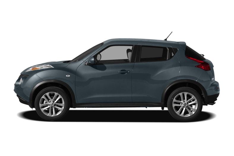 2012 Nissan Juke Exterior Photo