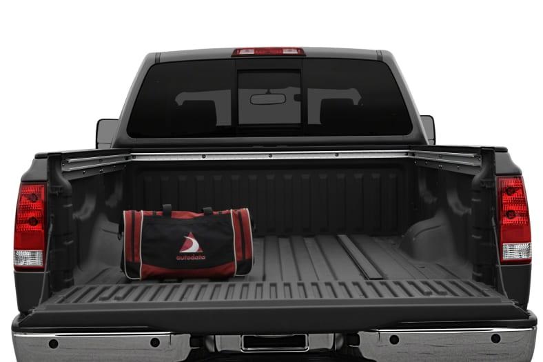2012 Nissan Titan Exterior Photo