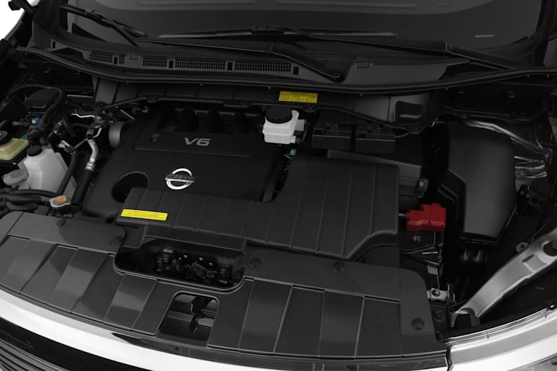 2012 Nissan Quest Exterior Photo