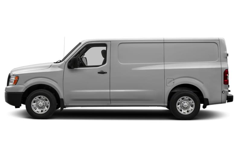2014 Nissan NV Cargo NV1500 Exterior Photo