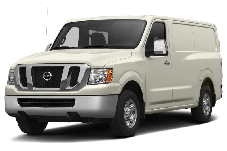2013 Nissan NV Cargo NV2500 HD Exterior Photo