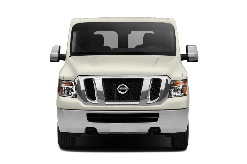 2014 Nissan NV Cargo NV2500 HD Exterior Photo