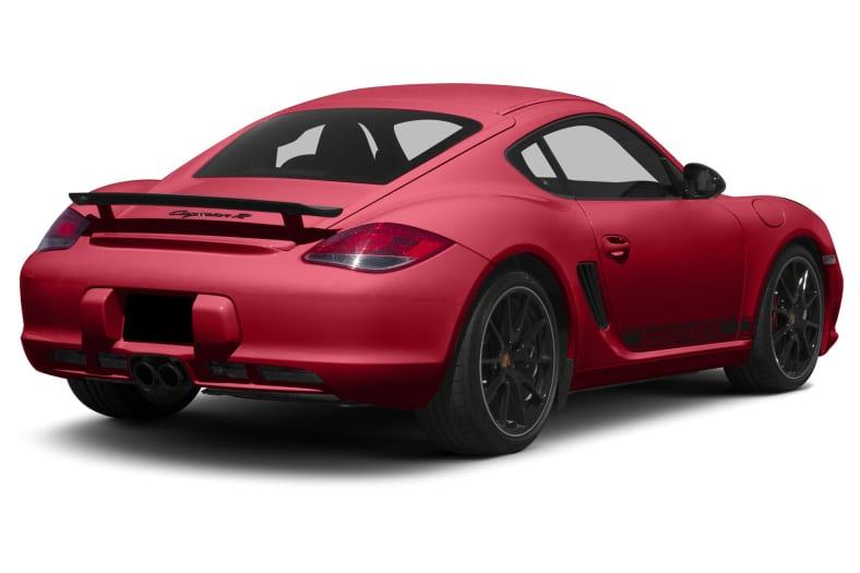 2012 Porsche Cayman Exterior Photo