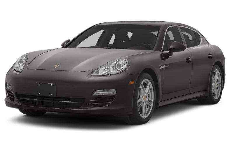 2012 Porsche Panamera Hybrid Exterior Photo