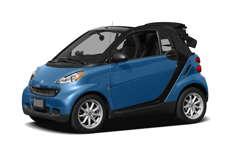 2012 smart fortwo Exterior Photo