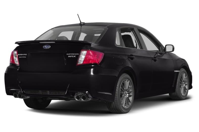 2012 Subaru Impreza Exterior Photo