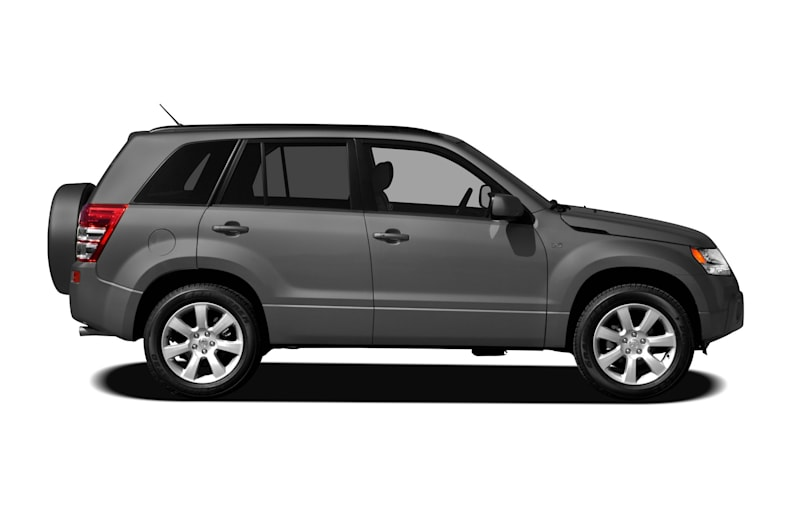 2012 Suzuki Grand Vitara Exterior Photo