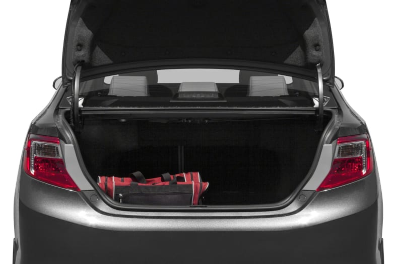 2012 Toyota Camry Exterior Photo