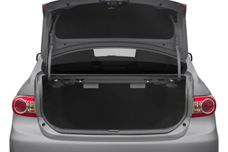 2012 Toyota Corolla Exterior Photo