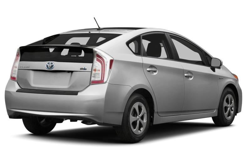 2012 Toyota Prius Exterior Photo