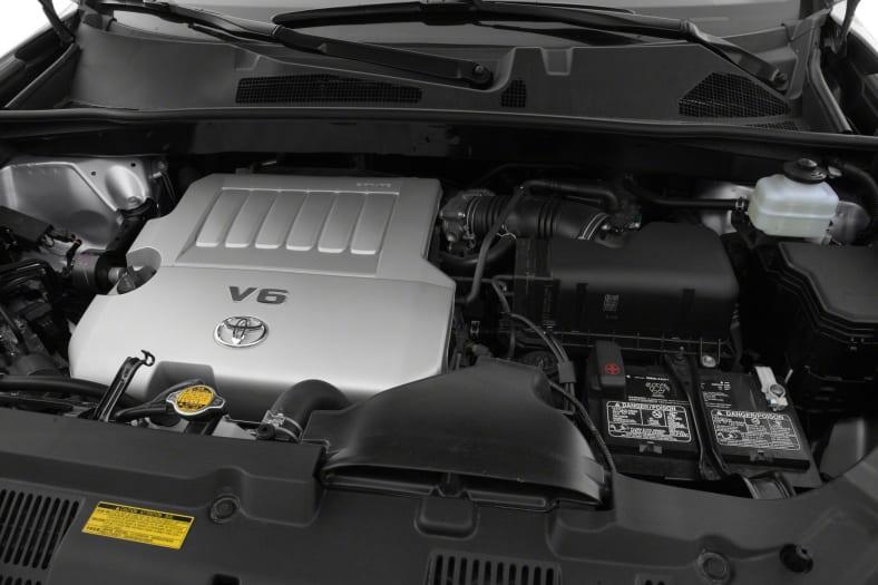 2012 Toyota Highlander Exterior Photo