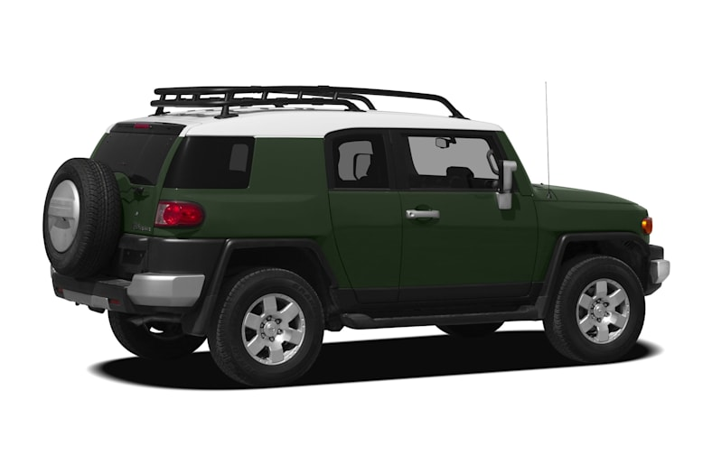 2012 Toyota FJ Cruiser Exterior Photo