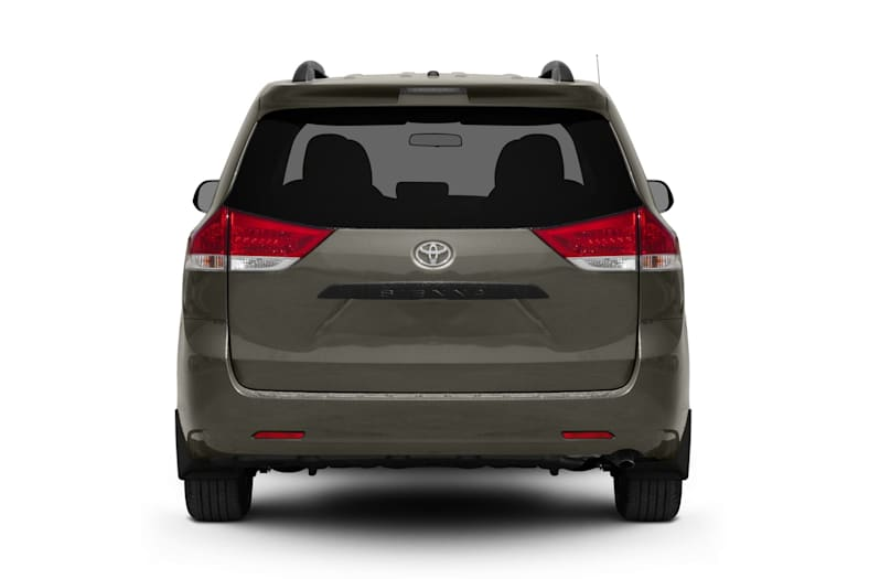 2012 Toyota Sienna Exterior Photo