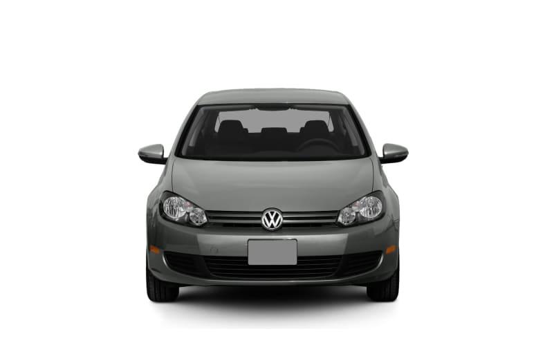 2012 Volkswagen Golf Exterior Photo