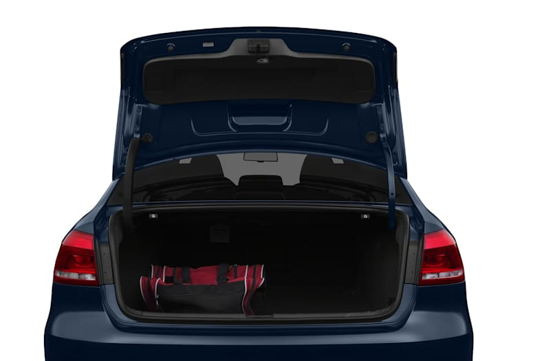 2012 Volkswagen Passat Exterior Photo